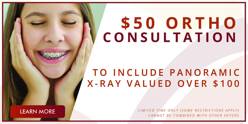 $50 ortho consult