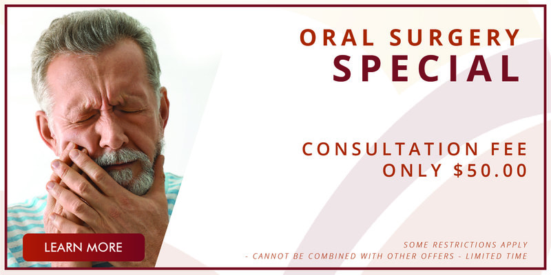 $50 oral surgery consult