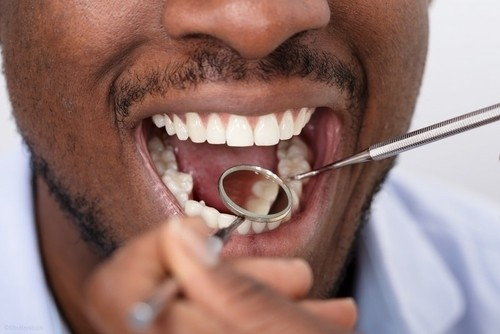 Gum care month and healthy gums